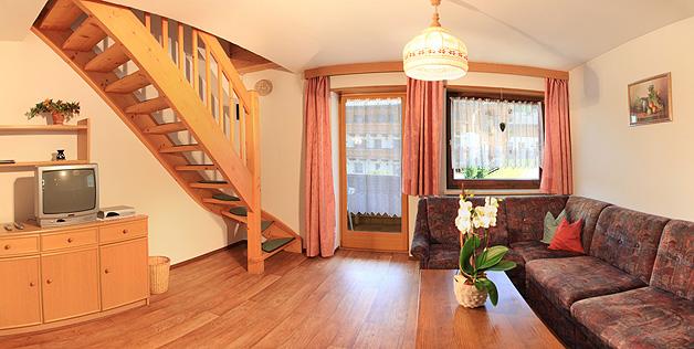 Appartamento Faggio Ridanna Alto Adige Residence Rainer